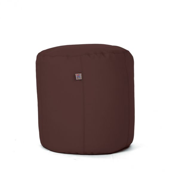 feet-bag / dunkel braun