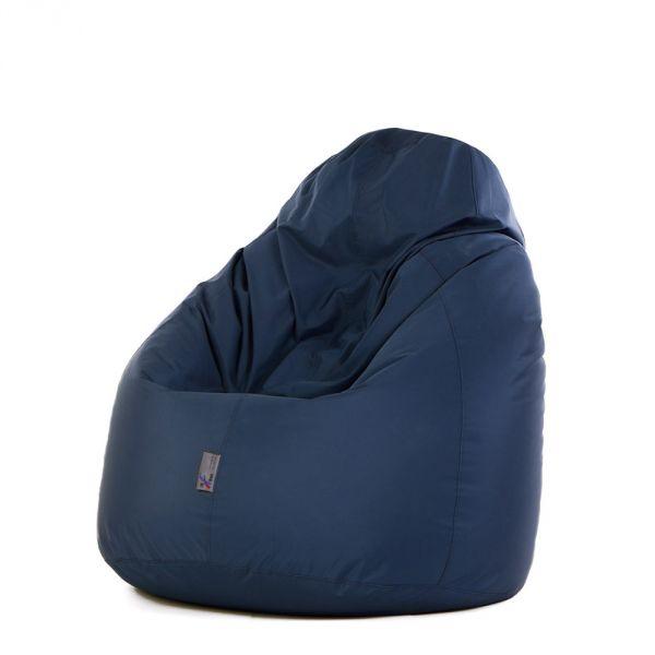 maxi L / navy-blau